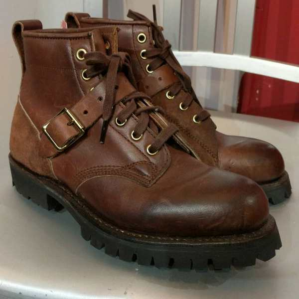 DAYTON Leather X-BOOT BOOTS | 24673
