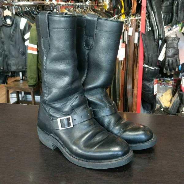 DAYTON Leather Rider BOOTS | 24764