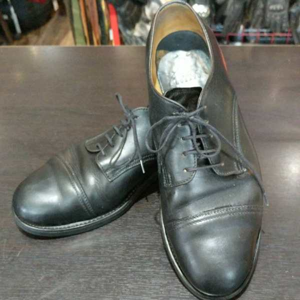 DAYTON Leather Oxford SHOES