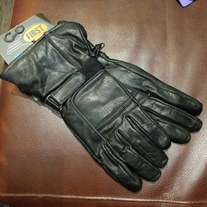 FIRST MFG Leather Gauntlet NEW GLOVES R1334
