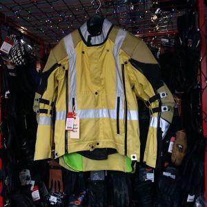 ALPINE JOE Textile M'cycle Cop JACKET | 21857