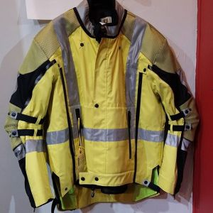 ALPINE JOE Textile M'cycle Cop JACKET | 23374