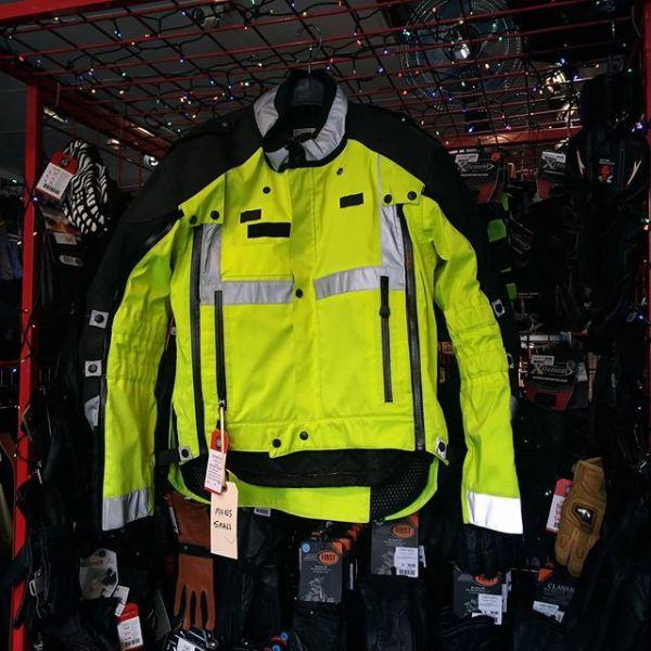 ALPINE JOE Textile M'cycle Cop JACKET | 23386