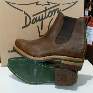 DAYTON Leather Ranchero BOOTS | 25048