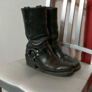 HARLEY DAVIDSON Leather Harness BOOTS | 24947