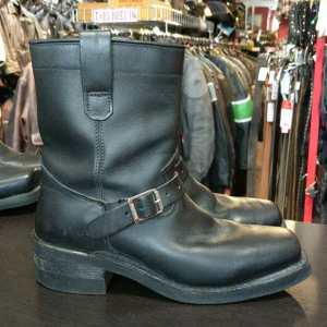 DAYTON Leather Confederate BOOTS | 25309