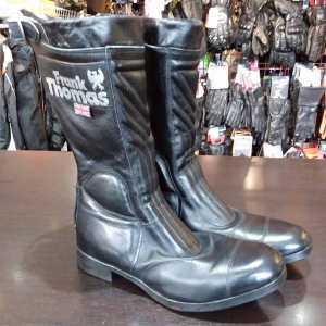 FRANK THOMAS Leather Riding BOOTS | 25233