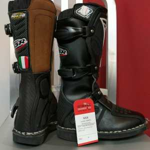 MSR Leather MX Motocross BOOTS   25272
