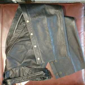 Unbranded Leather Classic CHAPS | 25255