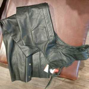 Unbranded Leather Classic CHAPS | 25256