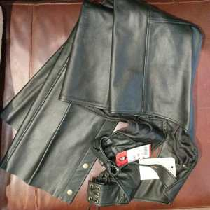 Unbranded Leather Classic CHAPS | 25258