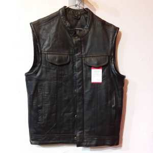 Unbranded Leather Club VEST | 25219