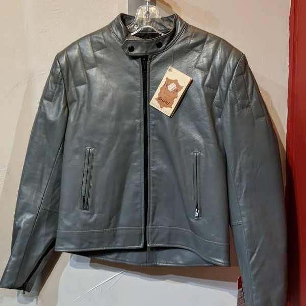 BRISTOL Leather Cafe Racer JACKET | 25401
