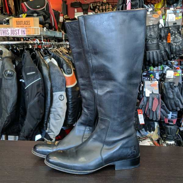 FLUEVOG Leather Notting Hill BOOTS | 25626