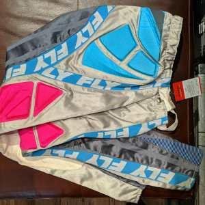 FLY Textile MOTOCROSS PANTS | 25508