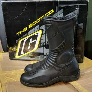 GAERNE Leather Black Rose Aquatech BOOTS | 25370
