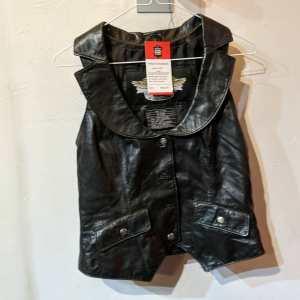HARLEY DAVIDSON Leather Fancy VEST | 25715