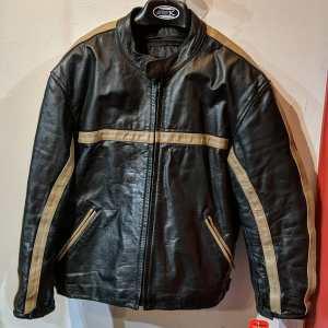 HIMALAYA Leather Cafe Racer JACKET | 25546