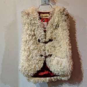 INUK  Wooly VEST | 25537