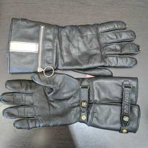 LEWIS LEATHERS Leather GAUNTLET GLOVES | 25611