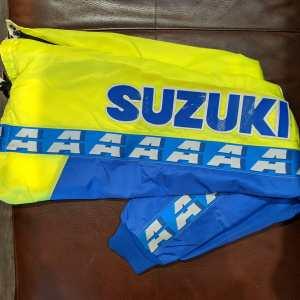SUZUKI Textile MOTOCROSS PANTS | 25478
