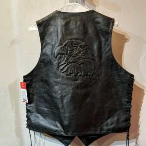 WILSON's Leather Gambler VEST | 25641