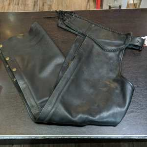 FOX CREEK Leather Classic CHAPS | 26082