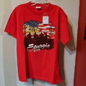 HARLEY DAVIDSON Textile Short Sleeve T-SHIRT | 25967