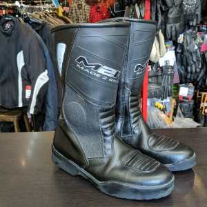 M2R Mixed Material Riding BOOTS | 26019