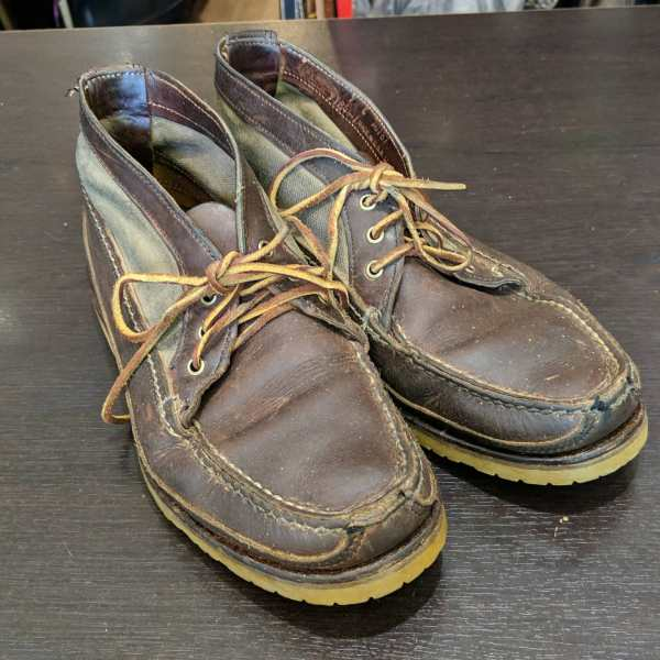 RED WING Leather Camp Moc SHOES | 25894