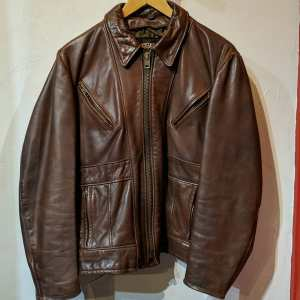 SCHOTT Leather Cycle Rider 102 JACKET | 26030