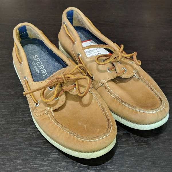 SPERRY Leather Top-Sider SHOES   25892