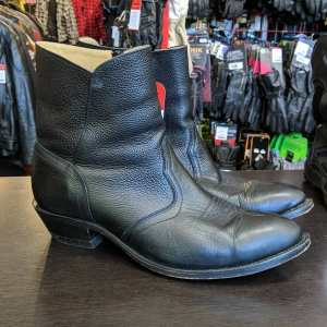BOULET Western Leather BOOTS | 26108