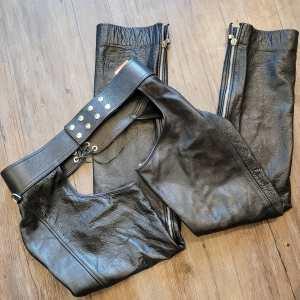 CUSTOM Bar Leather CHAPS | 26236