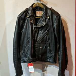 EXCELLED Biker Classic Plus Leather JACKET | 26155