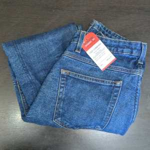 FAST COMPANY Riding Jeans Denim PANTS | 26137