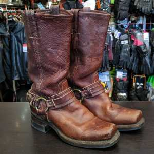 FRYE Harness Leather BOOTS | 26115