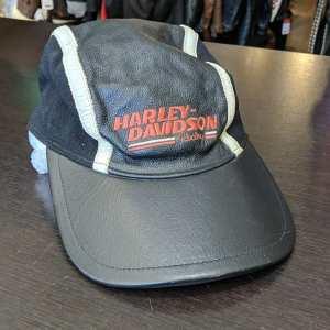 HARLEY DAVIDSON Cap Leather HAT | 26331