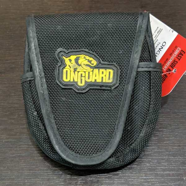 ONGUARD Handcuff Pouch Textile ACCESSORY | 26191