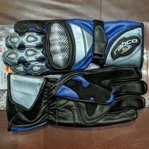 RABCO Gauntlets Leather GLOVES | 26176