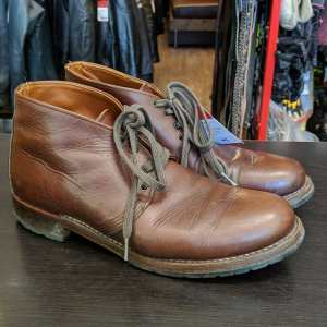 RED WING Chukka Leather SHOES | 26105