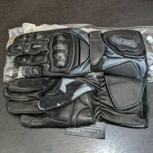 TAP-MOTO Gauntlets Leather GLOVES   26170