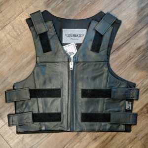 UNIK SWAT Leather VEST | R1414