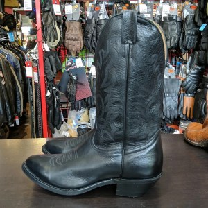 BOULET Western Leather BOOTS | 26432