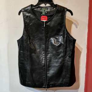 DANIER Fashion Leather VEST   26404