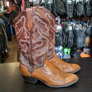 El DORADO Western Leather BOOTS | 26431