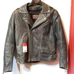 First Mfg Biker Classic Leather JACKET | 26495