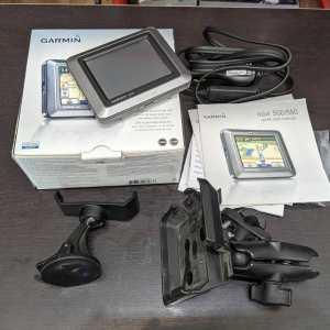 GARMIN NUVI 550 GPS kit Electronic BIKE BIT   26413