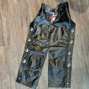 HARLEY DAVIDSON Classic Leather CHAPS | 26385