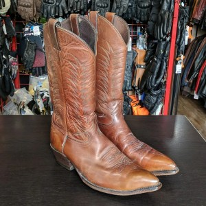 JUSTIN Western Leather BOOTS | 26424